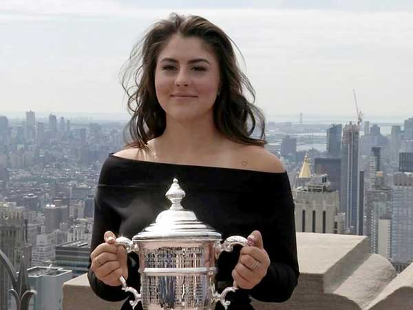 Bianca Andreescu is the best in the world - it's just not official (yet)