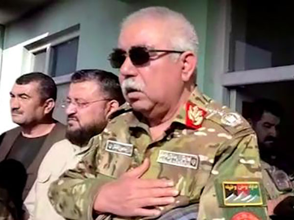 Dostum Pledges Support to Afghan Forces
