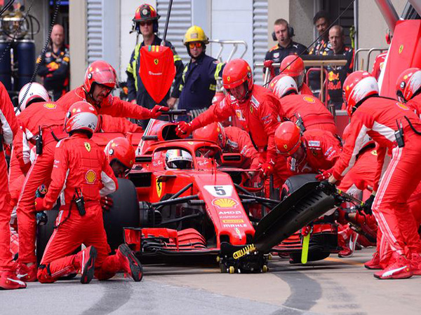 Canadian F1 Grand Prix postponed