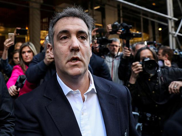 Michael Cohen asks judge to cut his prison sentence, says Attorney General Barr is biased against him