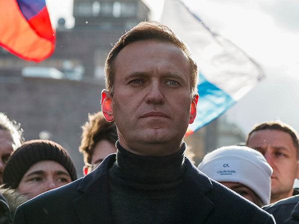 Biden urged Putin to release jailed blogger Navalny, White House says