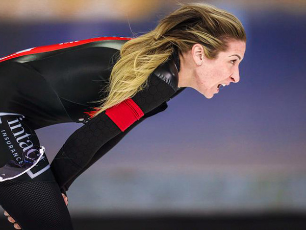 Ivanie Blondin, Laurent Dubreuil add to speed skating medal haul in Poland