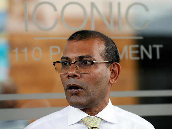 Former Maldives president injured in explosion: media report
