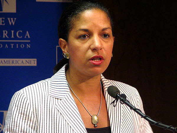 Biden VP contender Susan Rice's past foreign consulting work prompts questions