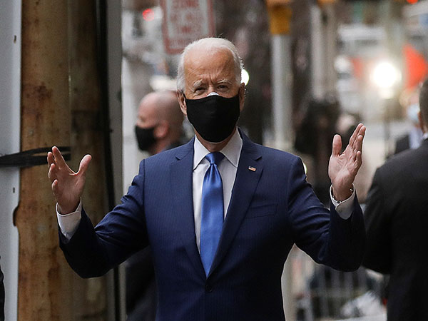 Some 7,000 National Guards Already Deployed to Washington for Biden Inauguration