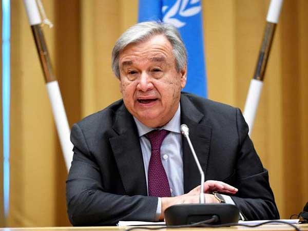 UN chief condemns suicide attack in Afghanistan