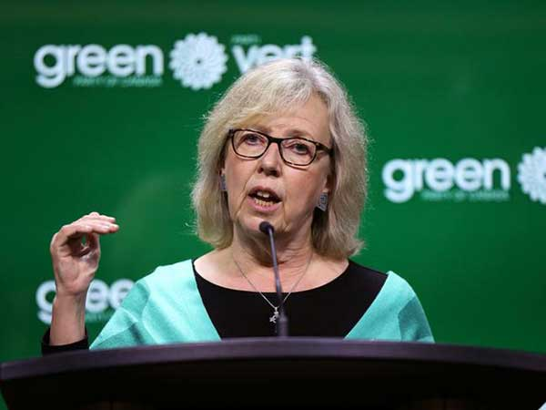 Green Party won't ban members from trying to reopen abortion debate, says May