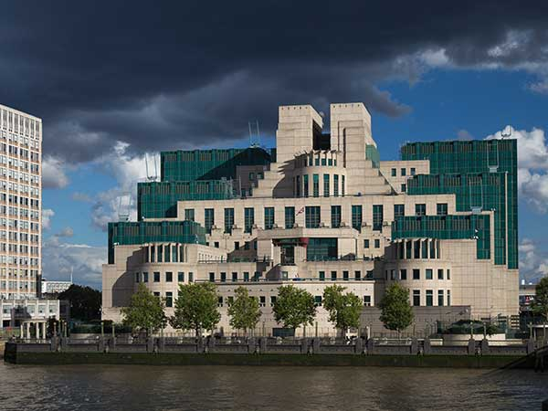 UK Diplomat Richard Moore Named as New MI6 Chief