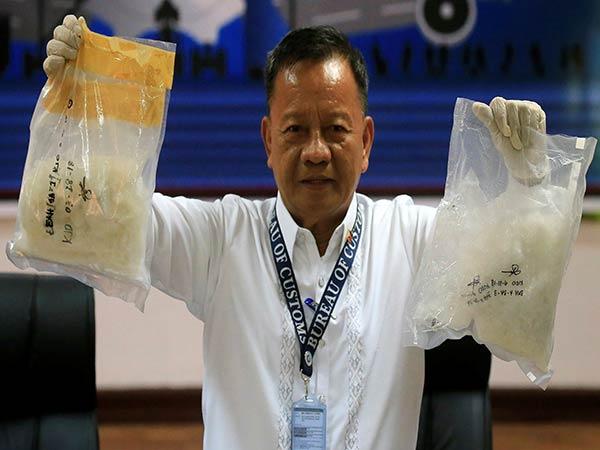 P1.6B shabu seized in NAIA; 2 suspects nabbed