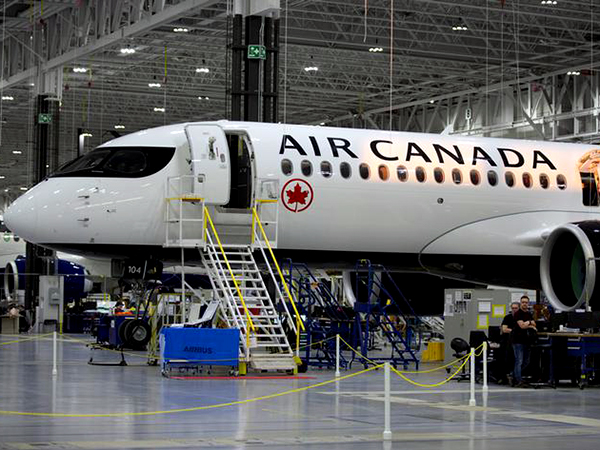 Air Canada to lay off 16,500 employees amid pandemic-related flight cancellations