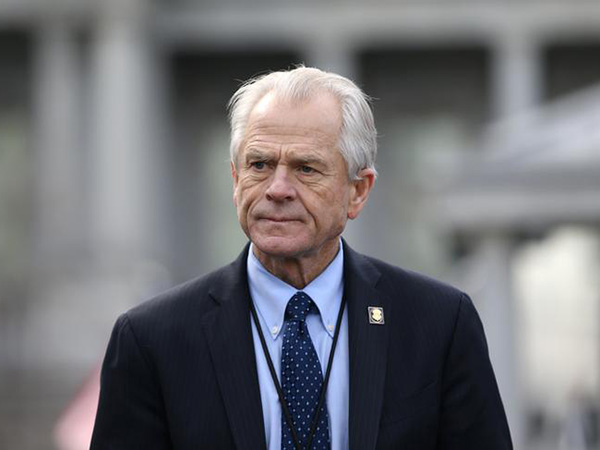 Trump adviser Peter Navarro invokes his fictional alter-ego to make case for China tariffs
