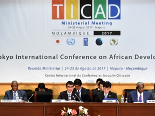 TICAD statement may call for freedom of seas