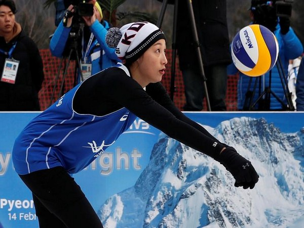 No rest for weary as S. Korean volleyball star gears up for Olympic qualifiers