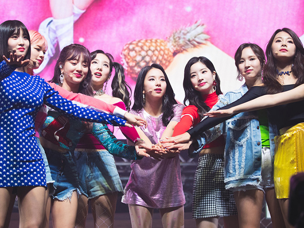 TWICE set for June comeback with 9th EP 'More & More'