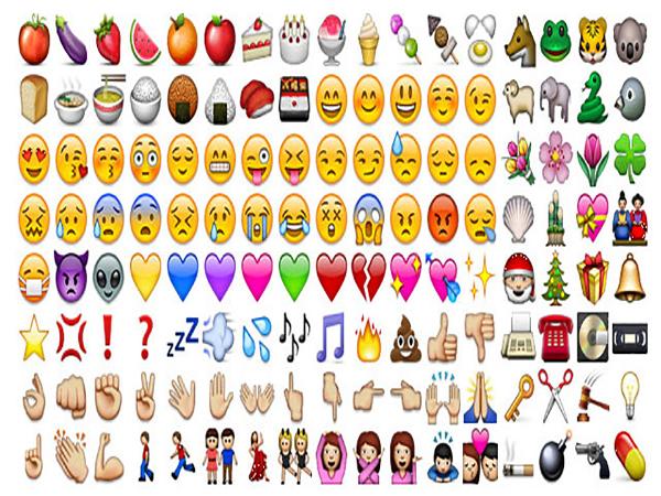 Twenty years of emoji
