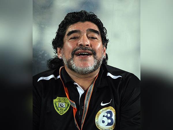 World of sport salutes Maradona on his 60th birthday