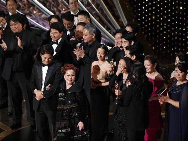 'Parasite' soundtrack album shares an Oscar bump