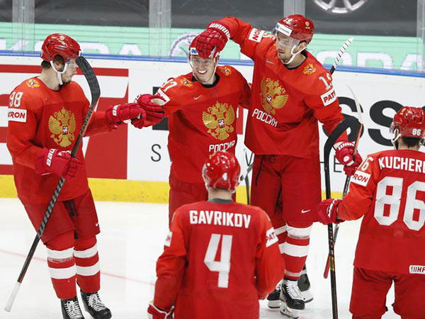 Russia records its biggest-ever win over Canada in ice hockey World Juniors