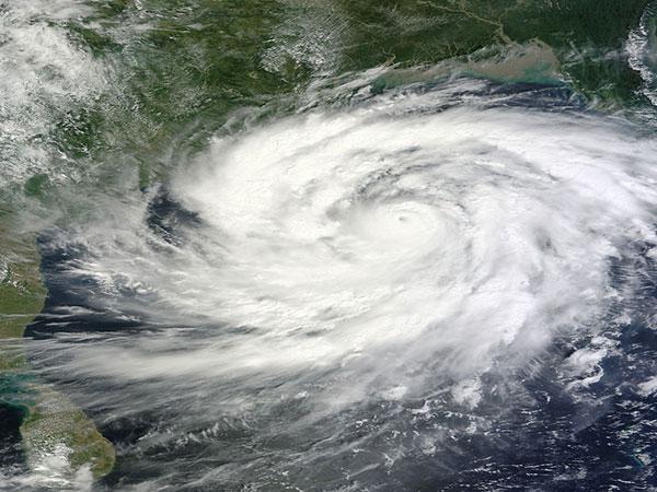 Two storms trigger more rains across Myanmar