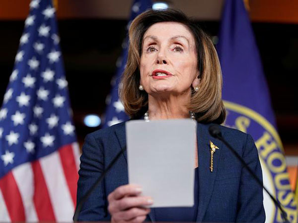 'Impeached Forever': Pelosi Slams Trump as Senate Trial Set to Begin Next Week