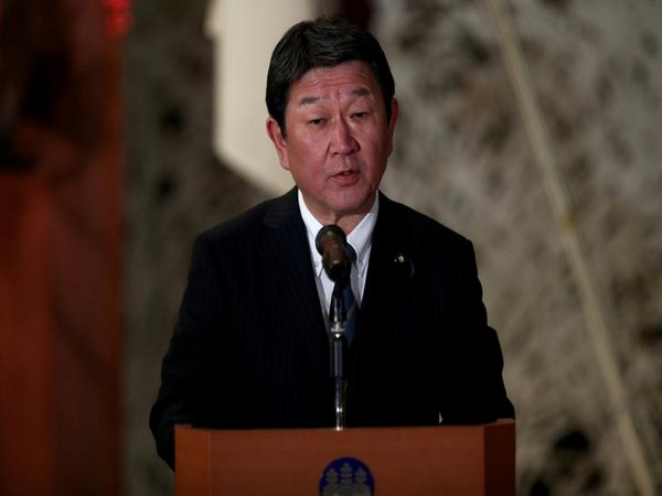 Japanese Foreign Minister arrives in Sri Lanka on a three-day official visit