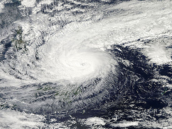 China issues blue alert for Typhoon Hagupit