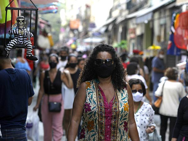 Brazil exceeds 140,000 deaths from COVID-19