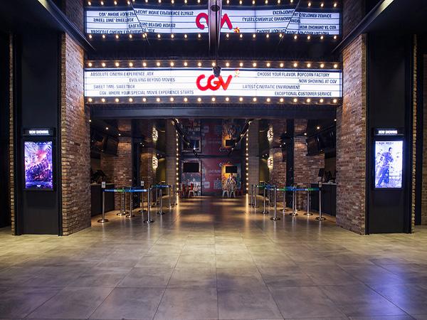 CGV to shut down 35 theaters due to fallout from coronavirus pandemic