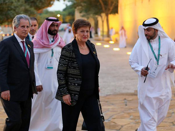 G20 finance chiefs discuss coronavirus fallout