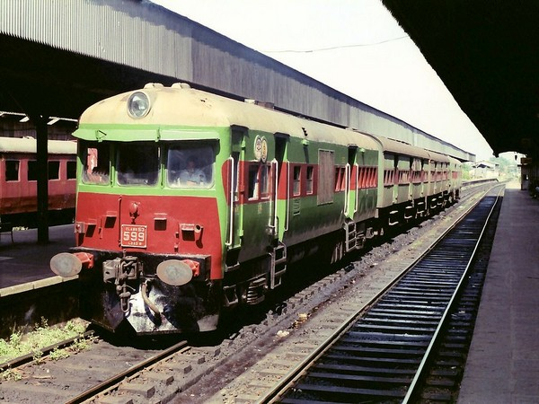 Denuwara Manike train on upcountry line to run daily from next month