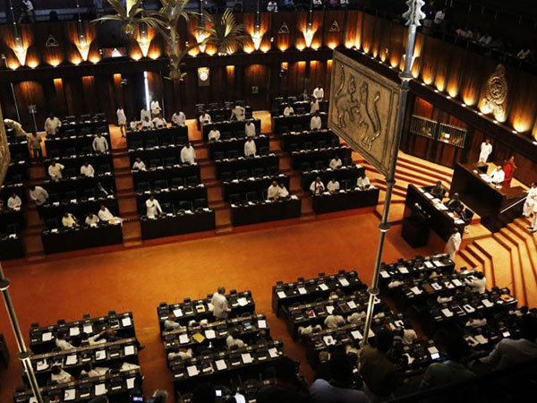Vote on Account for the first four months of 2020 presented in parliament