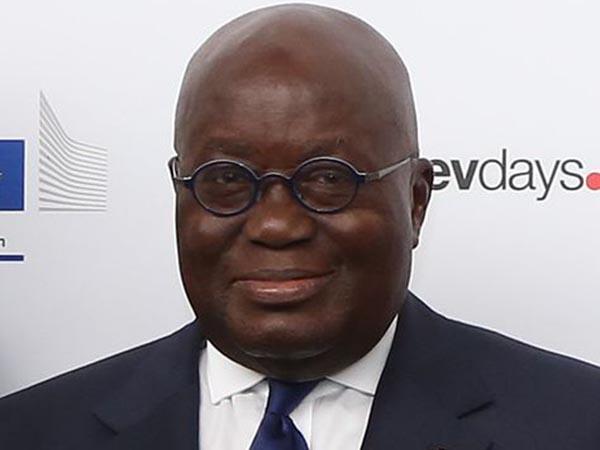 Ghanaian president joins Muslims at Eid al-Fitr celebration