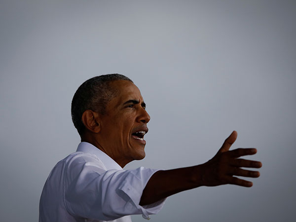 Obama stumps for Biden in Miami as both campaigns make final push for Florida
