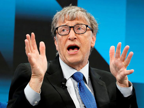 Bill Gates: The problem with political ads is targeting, not fact-checking