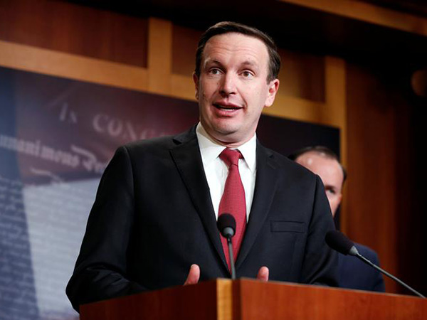 Senate Democrat Murphy acknowledges meeting with Iran's foreign minister