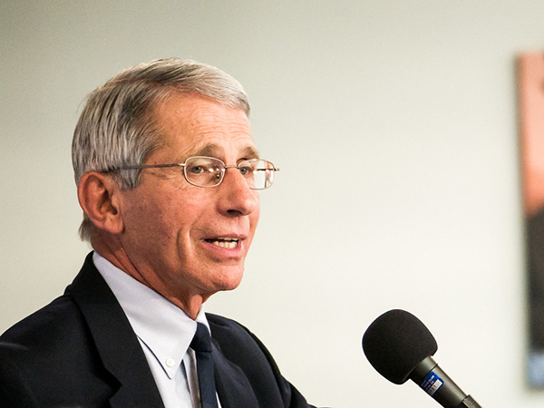 Fauci says US 'not there yet' on reopening economy, May 1 target a 'bit' too optimistic