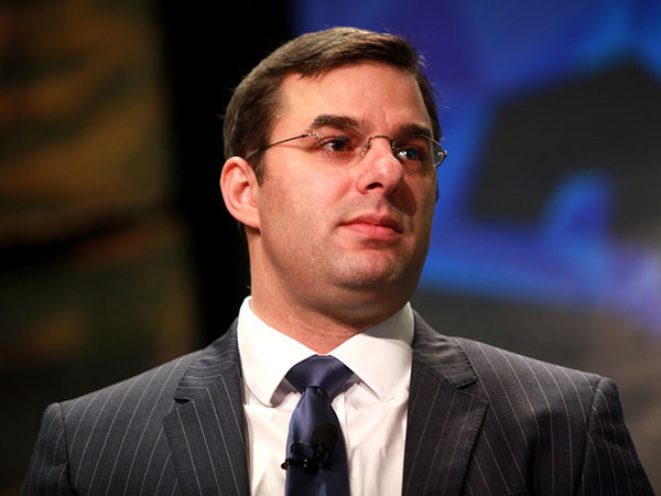 Amash, taking historic step to White House bid, becomes first Libertarian in Congress: 'I'm in the race to win it'