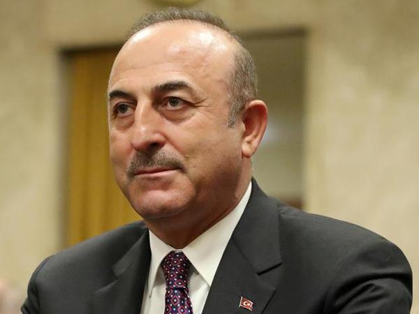 Turkish FM meets Taliban's senior delegation over Afghan issues