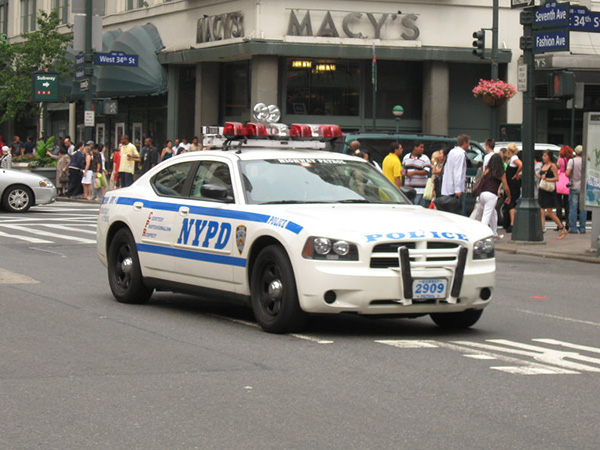 NYC protester turns self in after NYPD standoff: reports