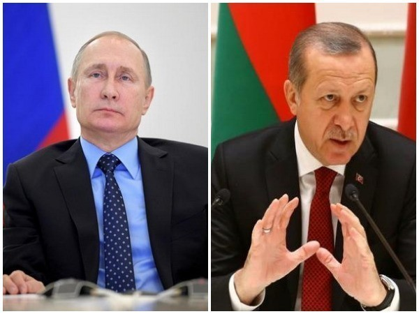 Putin, Erdogan discuss Afghanistan