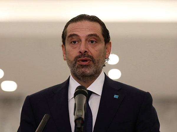 Lebanese PM-designate Hariri announces resignation