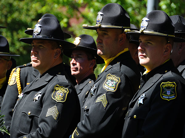 Retired cops launch PAC to help elect pro-police candidates