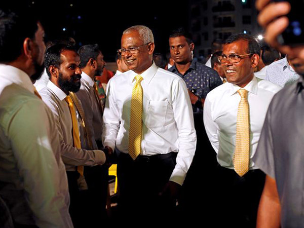 'Kudahuvadhoo will become an urban hub' - Pres Solih