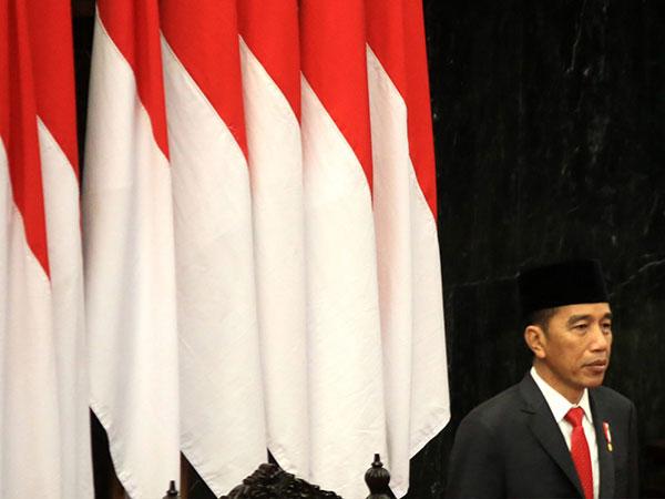 Jokowi highlights economic, bureaucratic reforms in inauguration speech