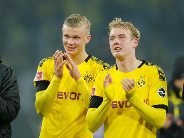 Dortmund whitewash Cologne 5-1 in Bundesliga