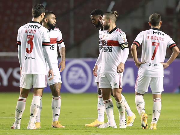 Flamengo asks for match postponement as 16 players positive for COVID-19