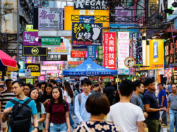 Caution urged for Japanese expats in Hong Kong
