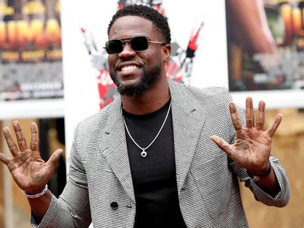 Kevin Hart reflects on 2019: 'My appreciation for life is the highest that it's ever been'
