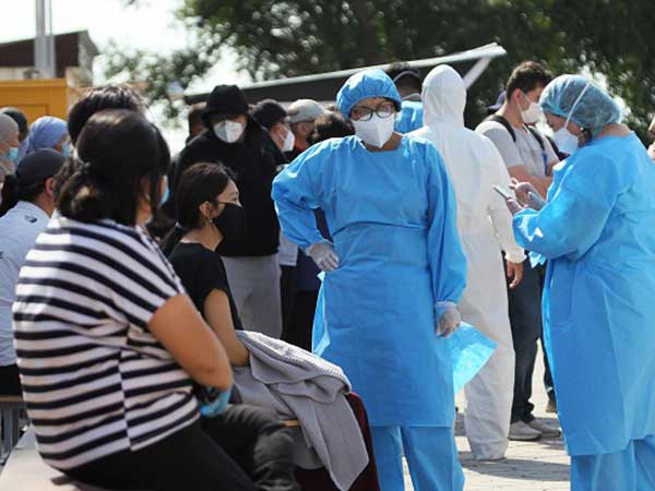 Kyrgyzstan cancels virus tests for arrivals, COVID-19 cases reach 40,177