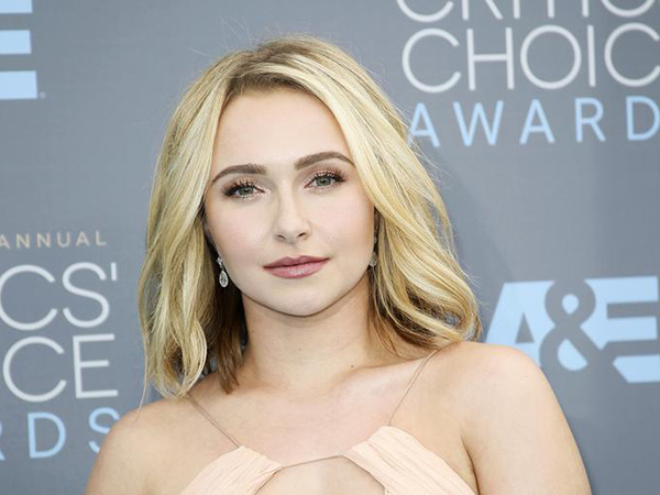 Hayden Panettiere debuts radical new look in return to Twitter after 10-month hiatus